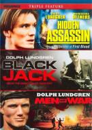 Dolph Lundgren: Triple Threat