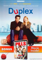 Duplex / Fifty Pills (Double Feature)