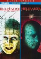 Hellraiser III: Hell On Earth / Hellraiser: Bloodline (Double Feature)