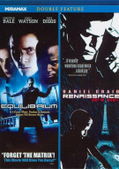 Renaissance / Equilibrium (Double Feature)
