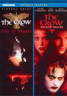 Crow 2, The: City Of Angels / The Crow: Wicked Prayers (Double Feature)