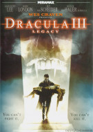 Wes Craven Presents: Dracula III - Legacy