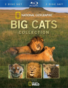 National Geographic: Big Cats Collection
