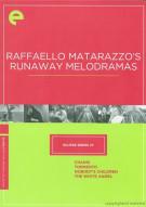 Raffaello Matarazzos Runaway Melodramas: Eclipse From The Criterion Collection