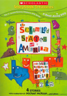 Scrambled States Of America... And More Stories By Laurie Keller