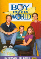 Boy Meets World: The Complete Fifth Season