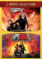 Spy Kids / Spy Kids 2: Island Of Lost Dreams (Double Feature)