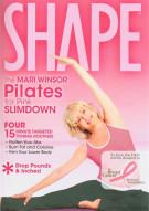 Shape: The Mari Winsor Pilates For Pink Slimdown