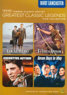 Greatest Classic Films: Burt Lancaster