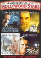4 Movie Marathon: Hollywood Stars