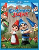 Gnomeo & Juliet (Blu-ray + DVD Combo)