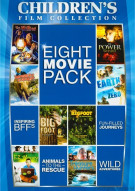 Childrens Film Collection (Eight Movie Pack)