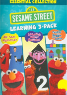 Sesame Street: Essential Collection - Learning (3 Pack)
