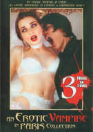 Erotic Vampire In Paris Collection, An