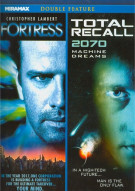 Fortress / Total Recall 2070 (Double Feature)