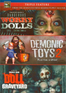Deadly Dolls Triple Features