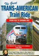 Doug Jones: The Great Trans American Train Ride