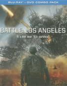 Battle: Los Angeles (Blu-ray + DVD Combo)