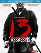 13 Assassins (Blu-ray + Digital Copy)