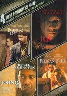 4 Film Favorites: Denzel Washington
