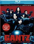 Gantz (Blu-ray + DVD Combo)