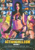 Actiongirls: Volume 7