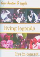 Buju Banton & Sizzla: Living Legends- Live In Concert