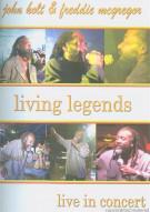 John Holt & Freddie McGregor: Living Legends - Live In Concert