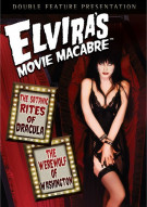 Elviras Movie Macabre: The Satanic Rites Of Dracula / The Werewolf Of Washington