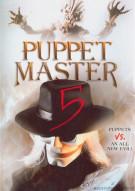 Puppet Master V