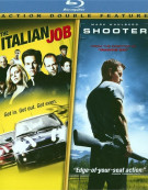Shooter / The Italian Job (2 Pack)