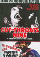 Cut-Throats Nine / Joshua (Double Feature)