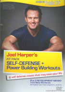Joel Harpers Self Defense