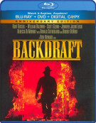 Backdraft (Blu-ray + DVD + Digital Copy)