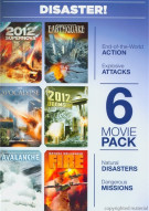 6 Movie Pack: Disaster!