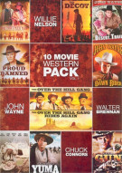 10 Features Western Movie Pack Vol. 1