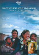 Dalai Lama, H.H.: Contentment, Joy and Living Well