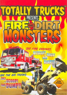 Totally Trucks: Fire & Dirt Monsters