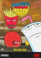 Aqua Teen Hunger : Volumes 1 - 7 / Aqua Teen Hunger  Colon Movie Film For Theaters For DVD (8 Pack)