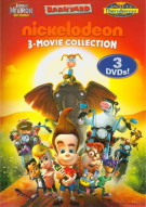 Nickelodeon 3 Movie Collection