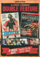 American Grindhouse / Nightmares In Red, White And Blue: The Evolution Of The American Horror Film (Double Feature)
