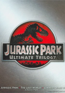 Jurassic Park Ultimate Trilogy (DVD + Digital Copy)