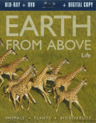 Earth From Above: Life (Blu-ray + DVD + Digital Copy)