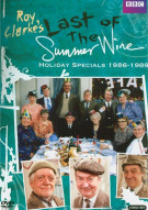 Last Of The Summer Wine: Holiday Specials 1986 - 1989