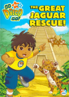 Dora The Explorer: Save The Day / Go Diego Go: Great Jaguar Rescue (2 Pack)
