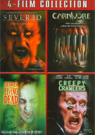 Severed / Carnivore / Children Of The Living Dead / Creepy Crawlers