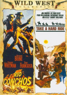 Rio Conchos / Take A Hard Ride (Double Feature)