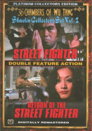Street Fighter / Return Of The Street Fighter (Double Feature)