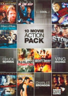 10 Features Action Movie Pack