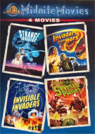 Strange Invaders / Invaders From Mars / Invisible Invaders / Journey To The Seventh Planet (Midnight Movies Collection)